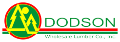 Dodson Wholesale Lumber Co., Inc. Mobile Logo